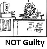 Not GuiltyGuiltyGuilty
