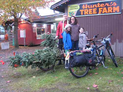 2011 Xtracycle Tree Haulin Family