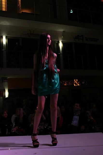 Local Fashion Show At Batiz Boutique