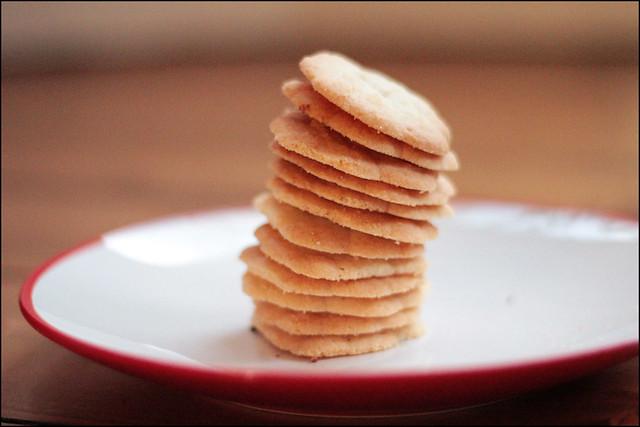lemon and orange biscuits