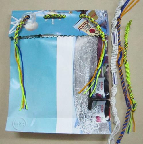 ถุงของขวัญ souvenir bag