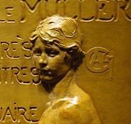Monogram of Alexandre-Louis-Marie Charpentier