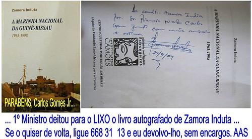 LIVRO CADOGO ZAMORA