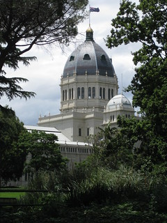 The Royal Exhibition Building and Carlton Gardens - Melbourne
