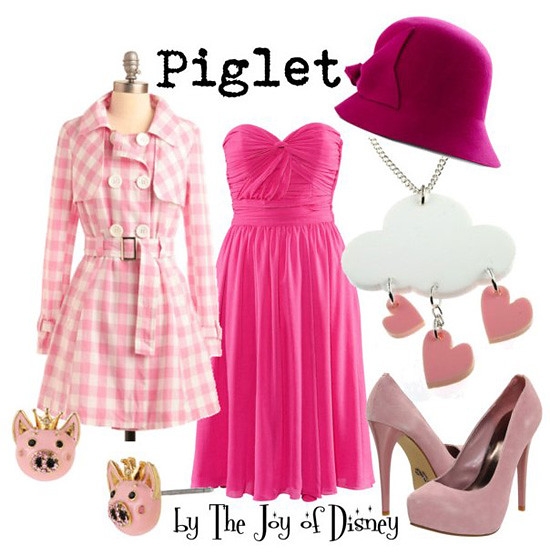 Inspired by: Piglet