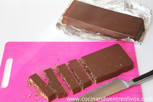 Turrón de chocolate crujiente (12)