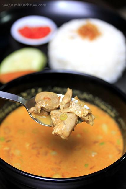 Kari (Curry, $5.80 - $6.80)