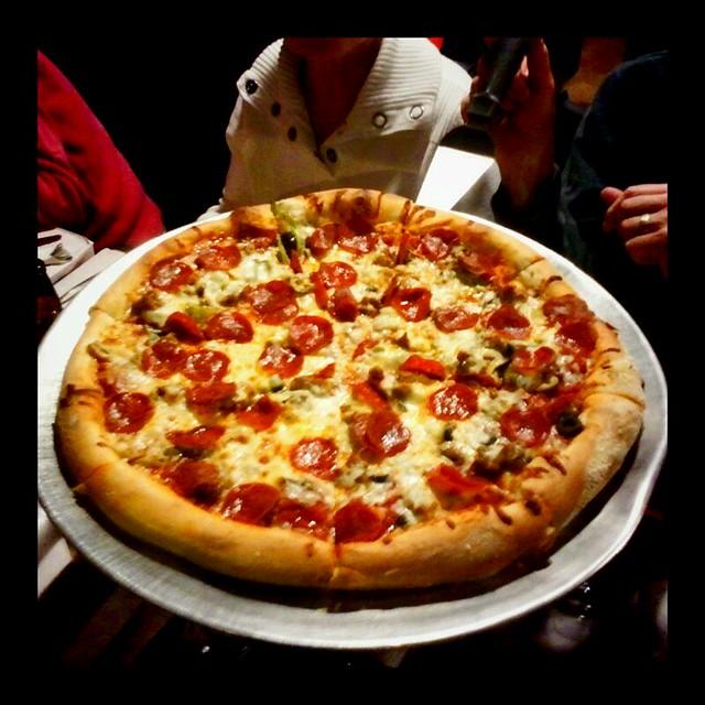 Fat's Pizza @ Fat Lorenzos