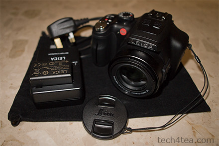 The Leica V-Lux 3 was announced on 13 December 2011.