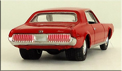 1/64th scale 1968 Mercury Cougar (by M2/Castline)