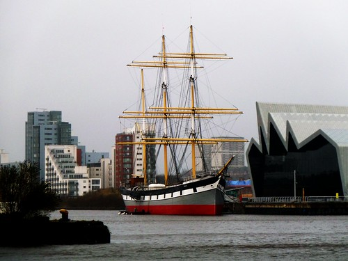 Tall Ship 'Glenlee' ♔ Glasgow, Scotland Pinterest