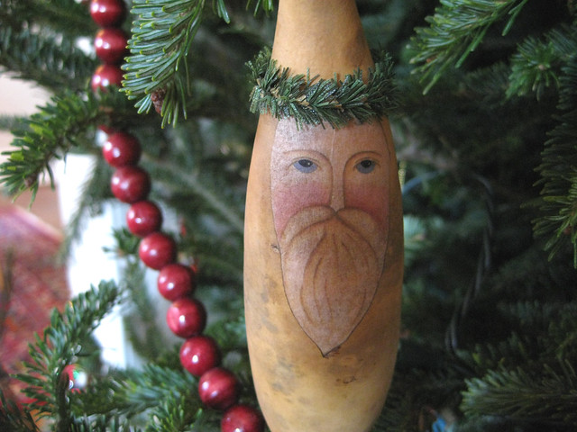 santa gourd