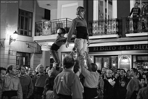 La muixerenga a la Nit de Nadal 2 by ADRIANGV2009