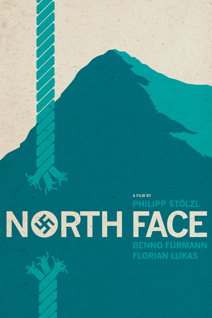 poster the north face