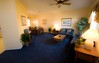 <p>Large lounge to ideal for quite area after a busy day at the parks or in the pool</p>