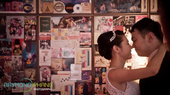 Raymond Phang (J&S) - Actual Day Wedding 30