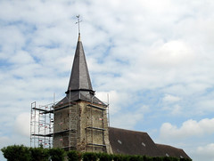 Faty (église fortifiée) 1 - Photo of Englancourt
