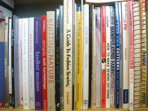 Bookshelf: Craft Books