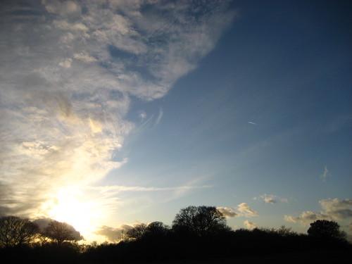 Epping skies