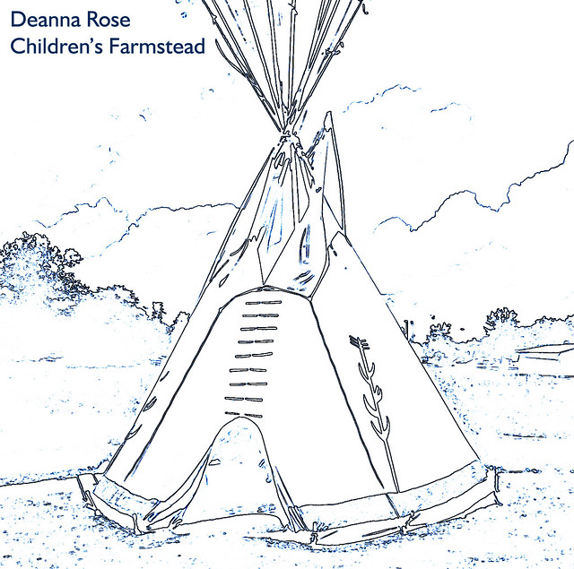 Indian Teepee Colouring Pages Page 2 Teepee Coloring Pages