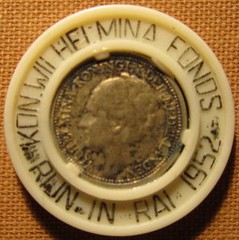 Netherlands Irradiated Dime
