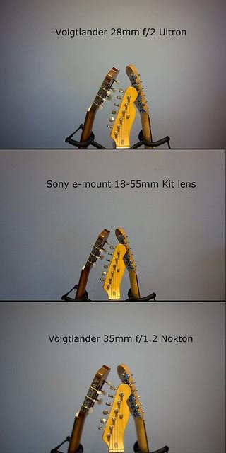 Sony NEX-7 m-mount lens test