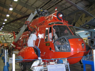 Coast Guard Rescue Helicopter