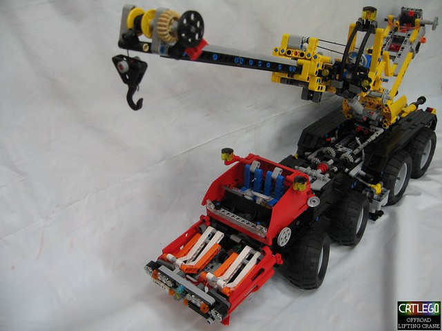 Offroad Lifting Crane (15)