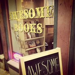 Awesome Books #firstnight
