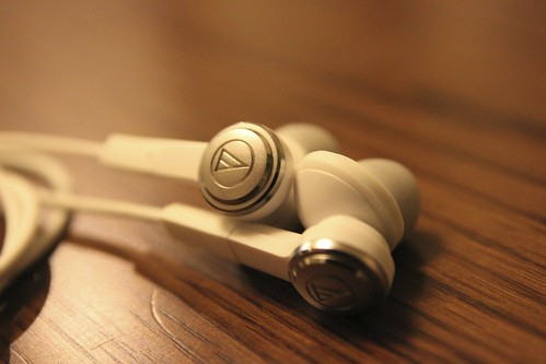 Audio Technica Earphones