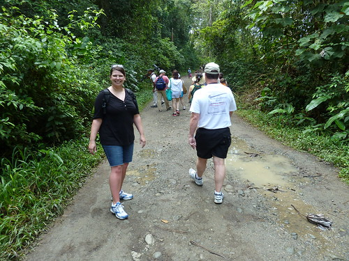 Me at Manuel Antonio Park - Costa Rica