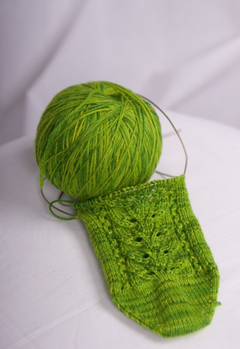 sleeping beauty socks no 4