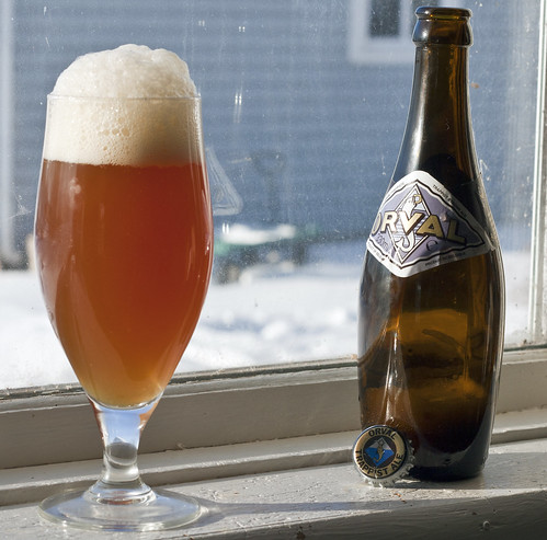 Review: Orval Trappist Strong Ale by Cody La Bière