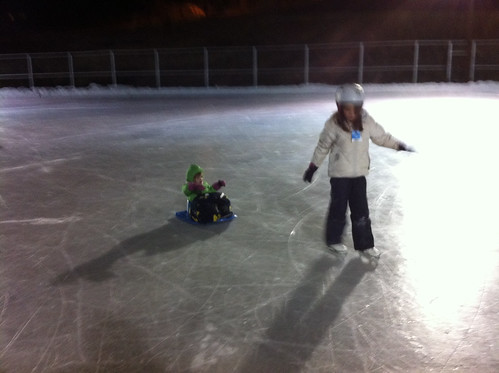 Leadville Ice Skating
