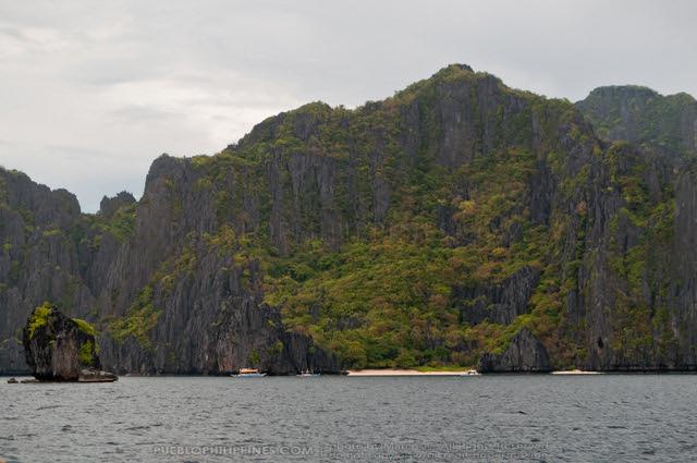 Paradise Beach, Tour A + B - El Nido, Palawan (111201-2)
