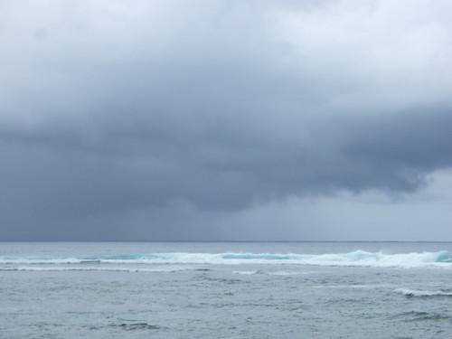 Big Seas and Skies