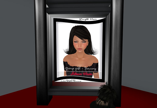 HairArt - Aliwe Hair (January Gift) by Cherokeeh Asteria