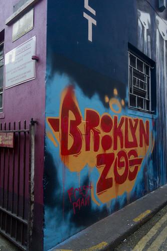 Street Art - Dublin by infomatique
