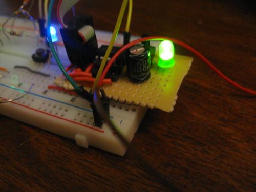 Nomis: A Simon Clone for the ATTiny85 – Happy Robot Labs