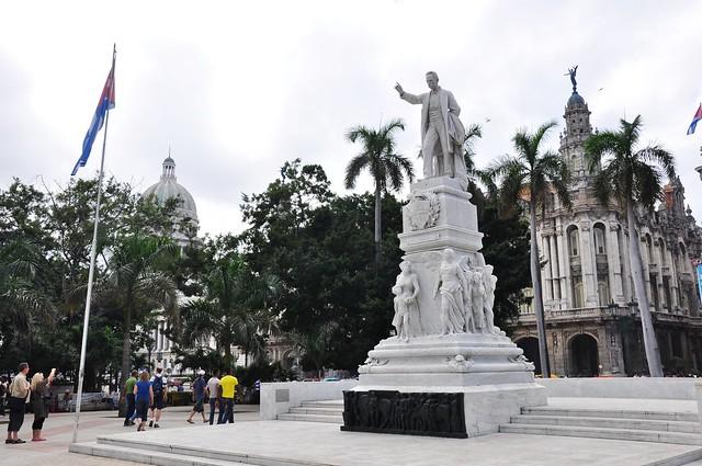 central park, Havana Downtown