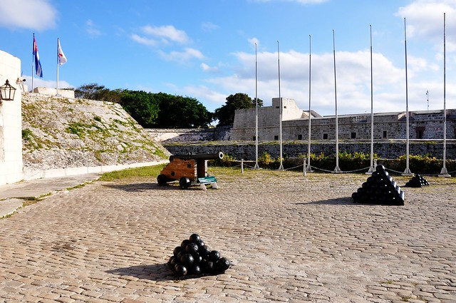Castle of the Royal Force, Havana Cuba