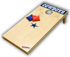 NFL Team Cornhole Boards