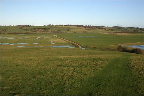 Marshland near Icklesham