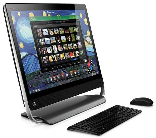 HP Omni27 All-in-One PC