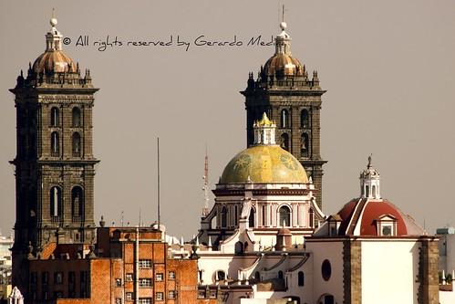 Puebla Catedral