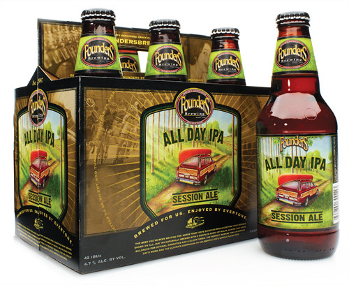 Founders Brewing Company To Release All Day Ipa Session Ale