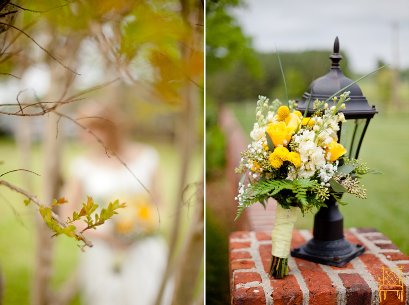 gray and yellow outdoor vintage wedding_026