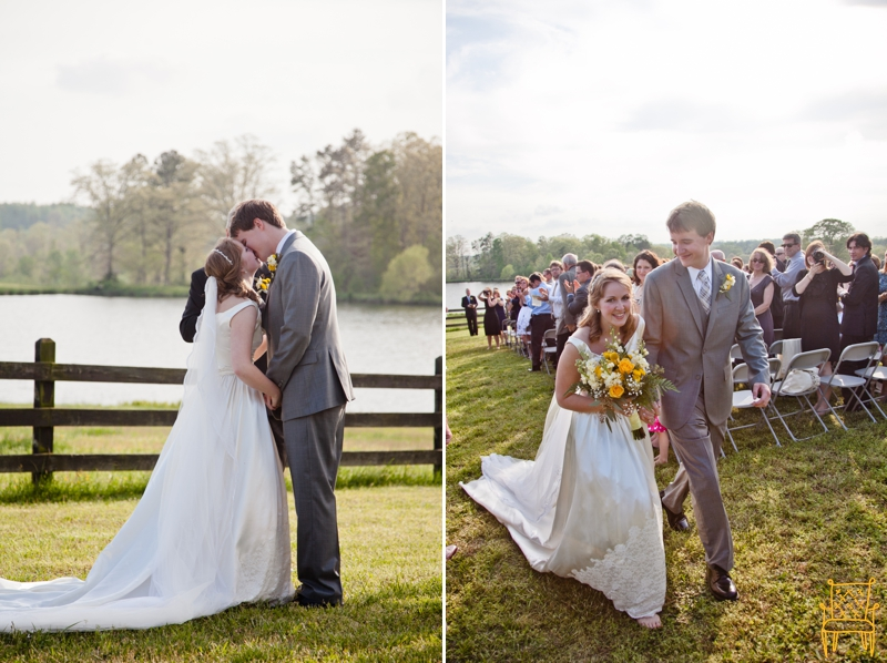 gray and yellow outdoor vintage wedding_055