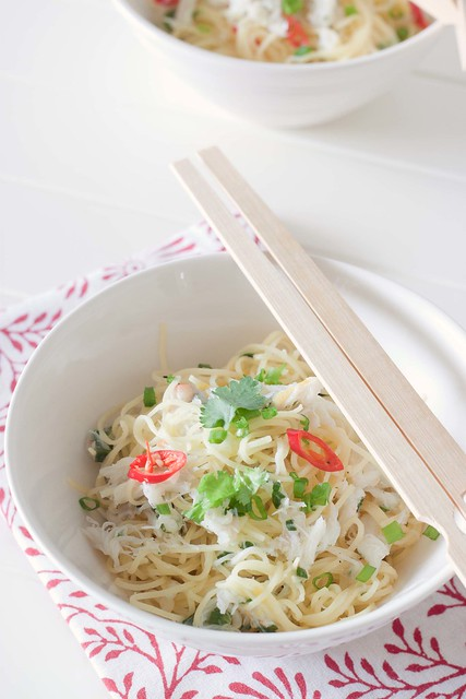 Crab Spaghetti8
