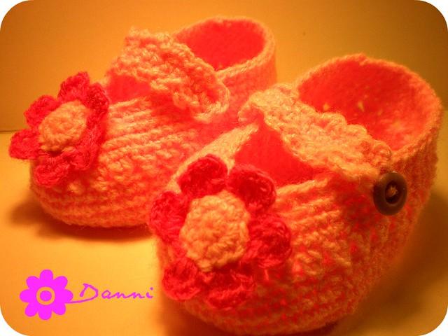zapatitos bebe zapatos para bebe tejidos a crochet